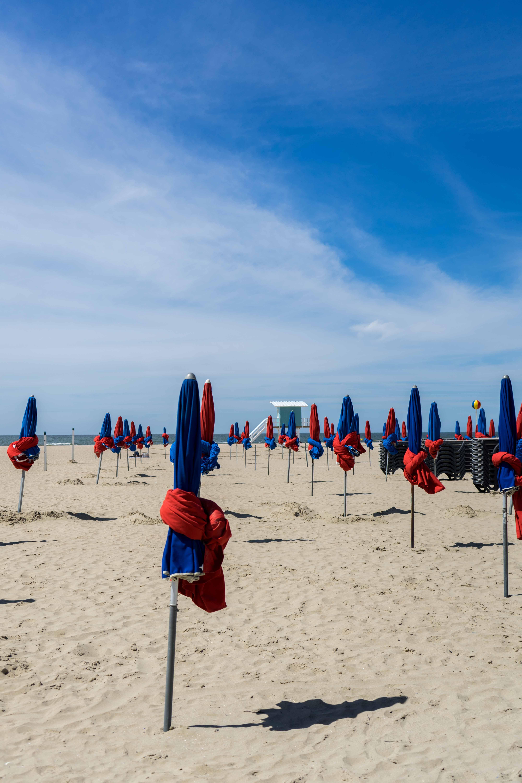 Strand Deauville Tipps Normandie Rundreise beste Reiseroute Seine Flusskreuzfahrt AROSA Sehenswürdigkeiten Sightseeing Reiseblog 5