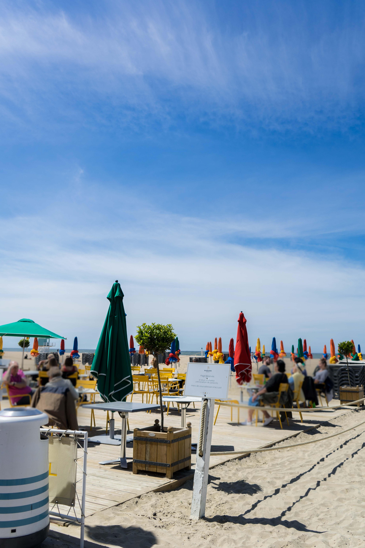 Strand Deauville Tipps Normandie Rundreise beste Reiseroute Seine Flusskreuzfahrt AROSA Sehenswürdigkeiten Sightseeing Reiseblog