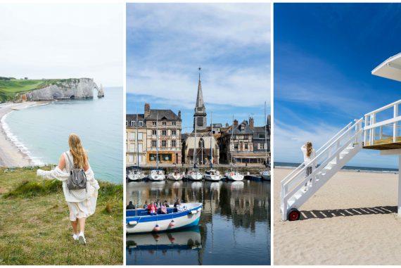 Tipps Normandie Rundreise beste Reiseroute Seine Flusskreuzfahrt AROSA Sehenswürdigkeiten Sightseeing Reiseblog