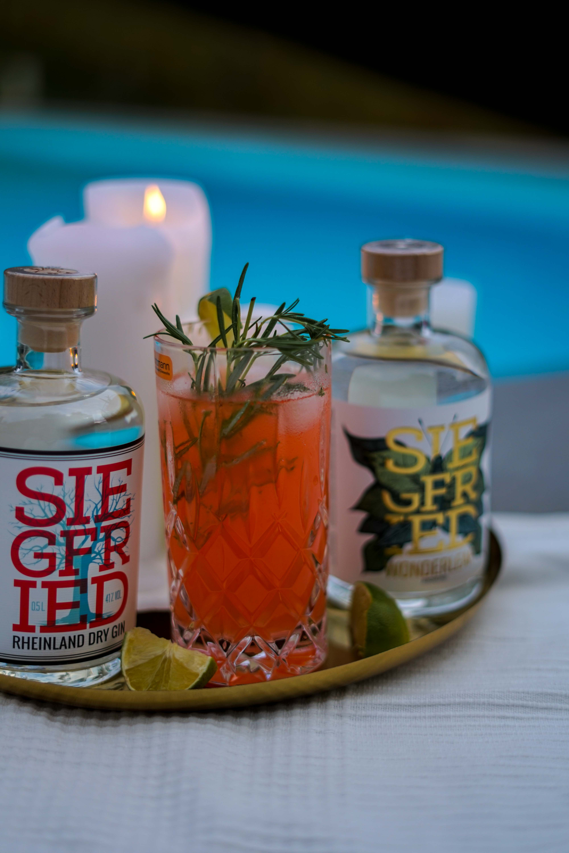 30ster Geburtstag Gin Rezept Siegfried Gin Cocktail BrinisFashionBook Dirty30 Grapefruit Highball
