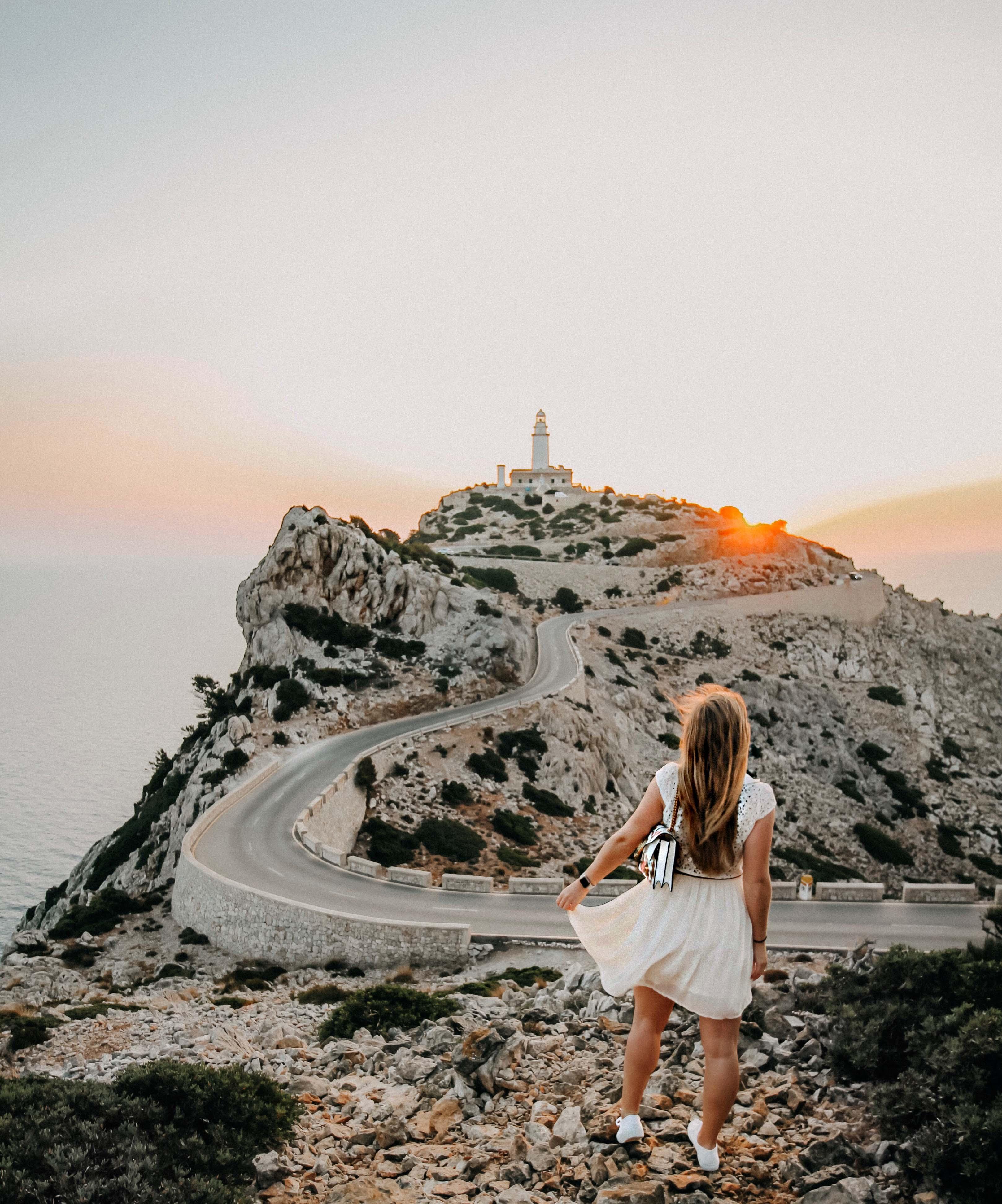 Top 10 Mallorca Instagram Spots Cap de Formentor Leuchtturm Sonnenaufgang schönste Fotolocations Sehenswürdigkeiten Mallorca 3