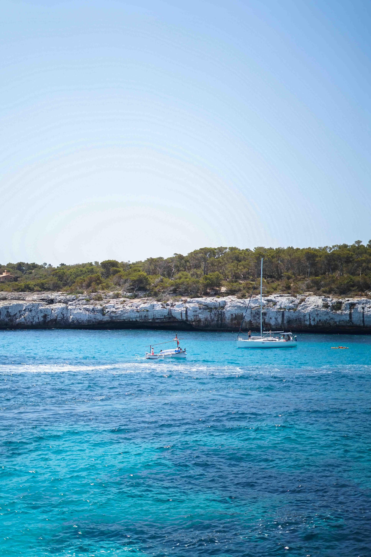 Top 10 Mallorca Instagram Spots Wanderung Parc Natural de Mondragó schönste Fotolocations Sehenswürdigkeiten Mallorca Bucht Klippen 2