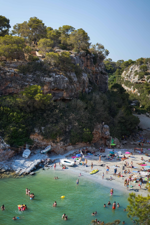 Top 10 Mallorca Instagram Spots schönste Fotolocations Sehenswürdigkeiten Mallorca Cala Pi Bucht