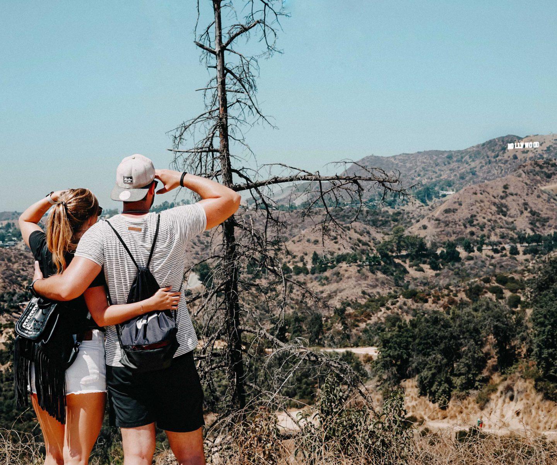Top Insider Tipps Los Angeles Griffith Observatory Hollywood Sign sehen Ausblick LA Aussichtspunkt Reiseblog