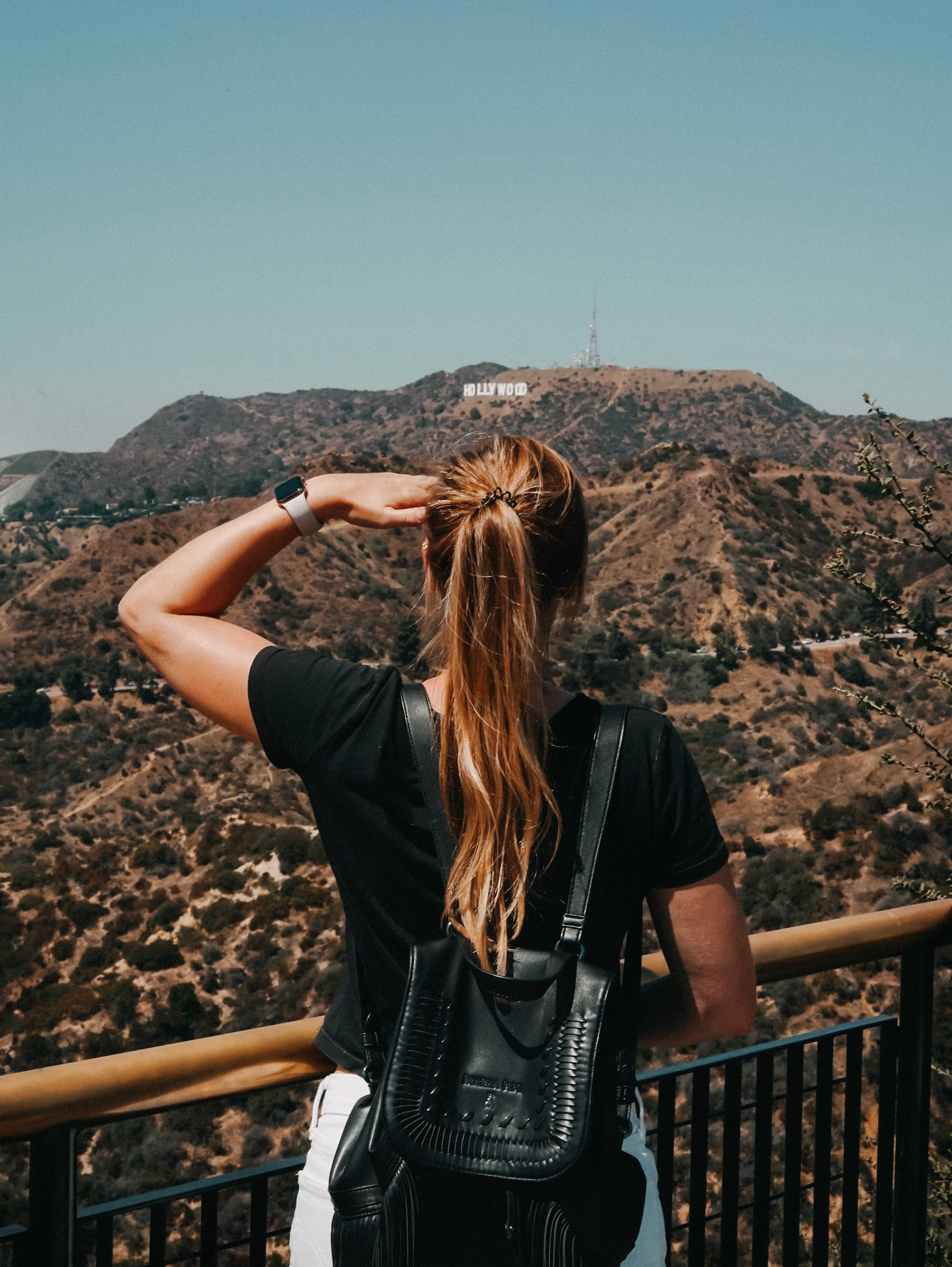 Top Insider Tipps Los Angeles Griffith Observatory Hollywood Sign sehen Ausblick LA Aussichtspunkt Reiseblog 3