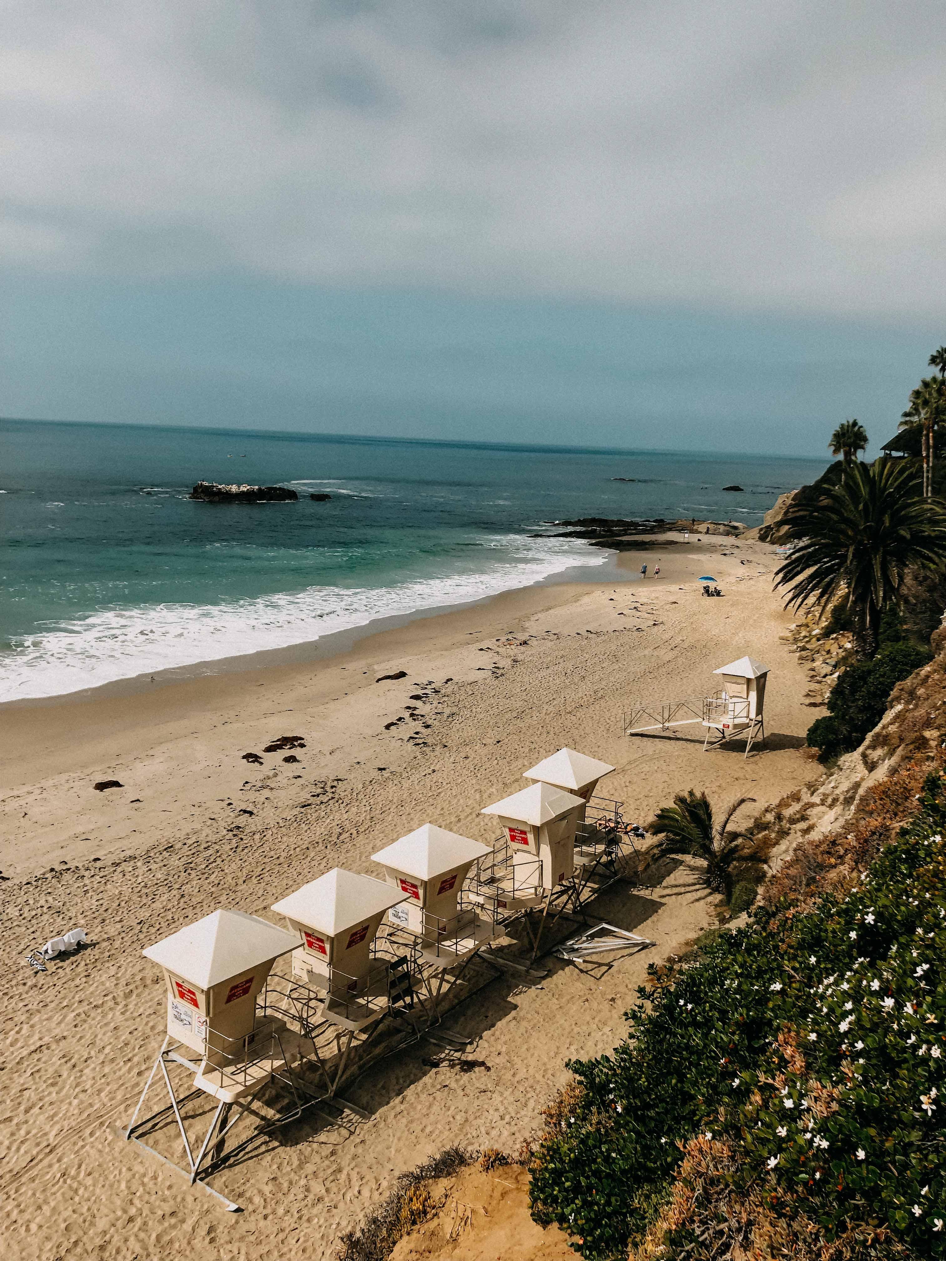 Top Insider Tipps Los Angeles Laguna Beach Traumstrände LA beste Strände Tipp bester Strand USA Amerika 4