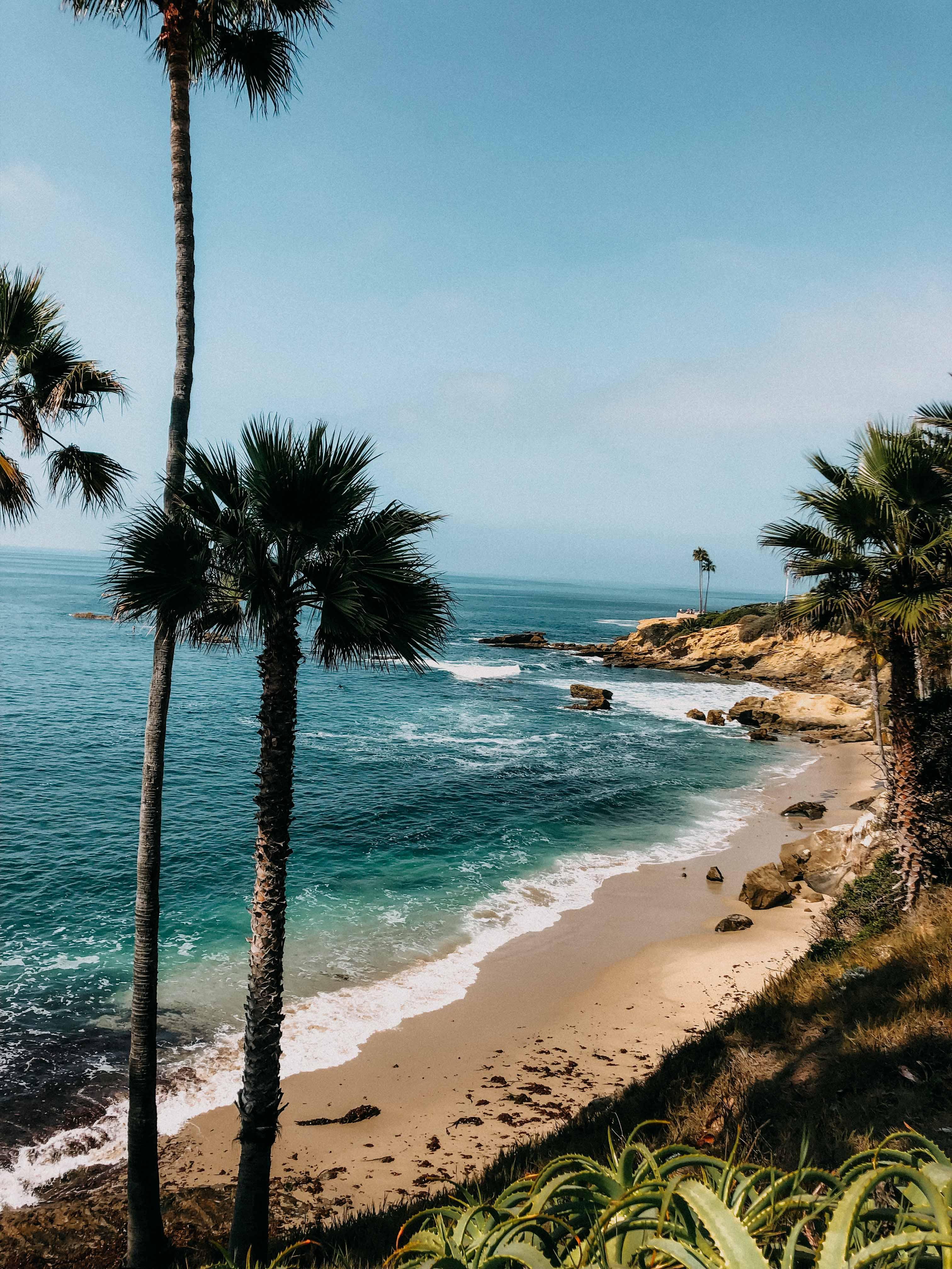 Top Insider Tipps Los Angeles Laguna Beach Traumstrände LA beste Strände Tipp bester Strand USA Amerika 5