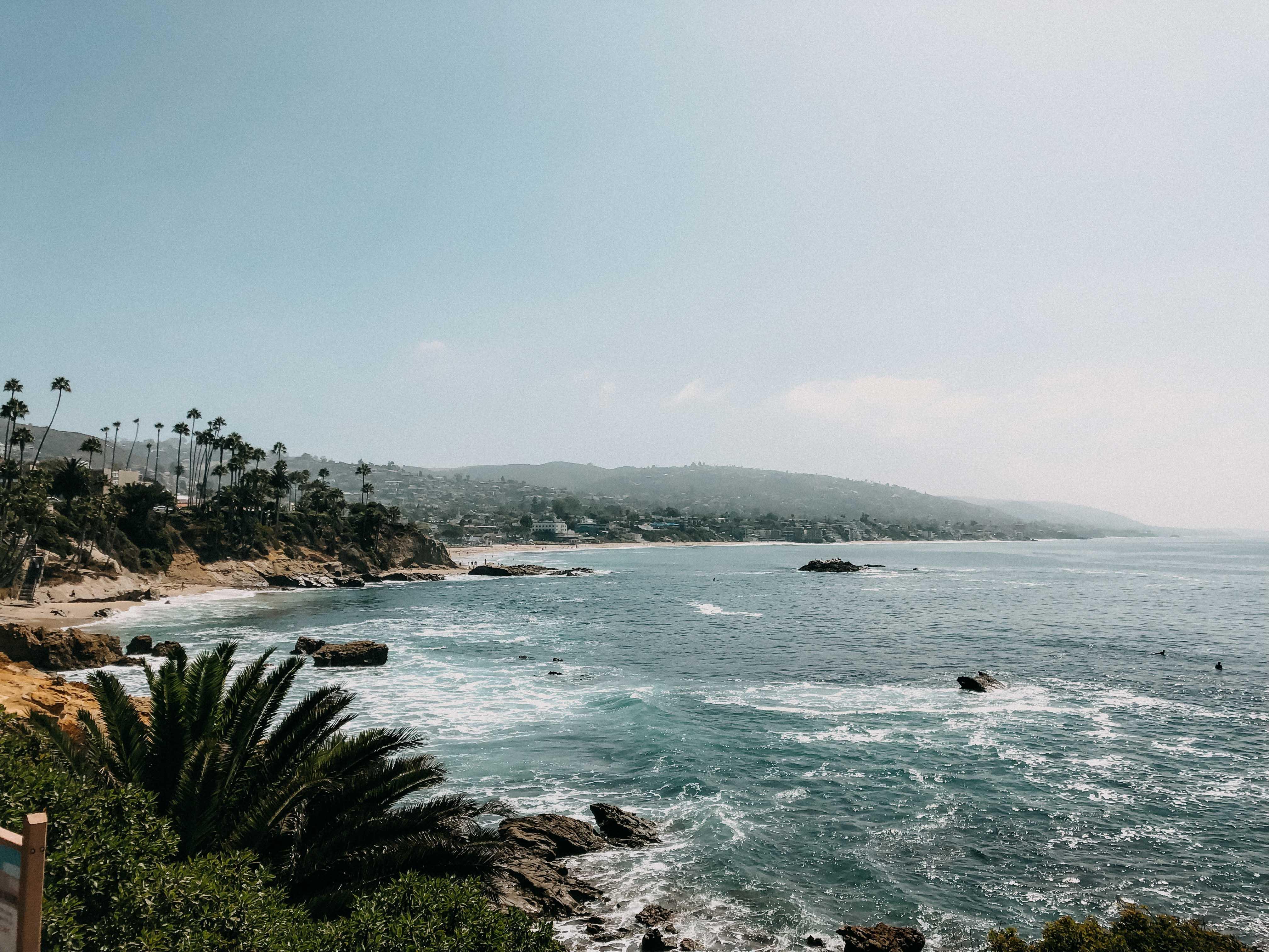 Top Insider Tipps Los Angeles Laguna Beach Traumstrände LA beste Strände Tipp bester Strand USA Amerika 8