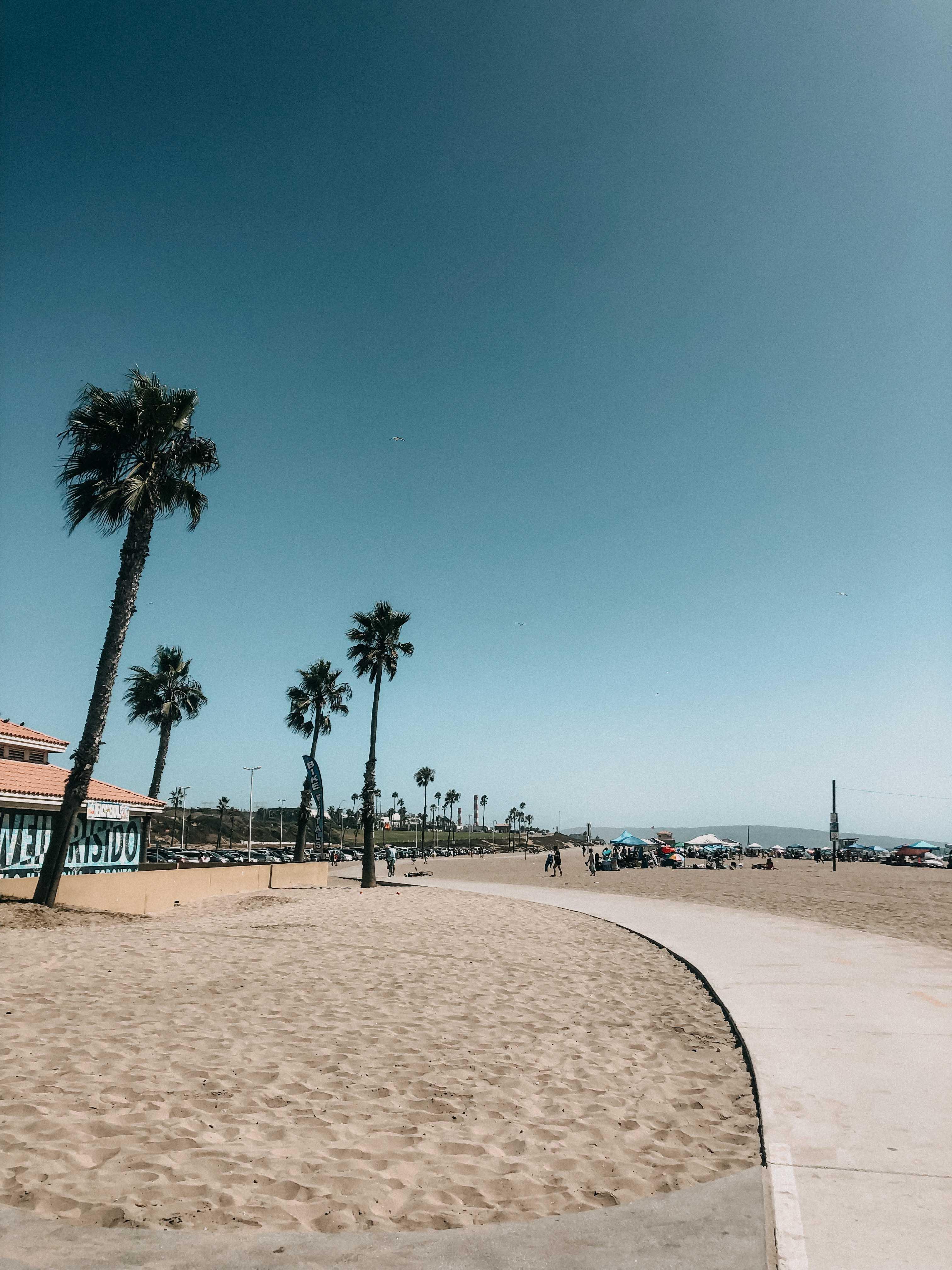 Top Insider Tipps Los Angeles Marvin Braude Bike Trail fahrradtour LA Strandweg Fahrrad fahren ausleihen 2