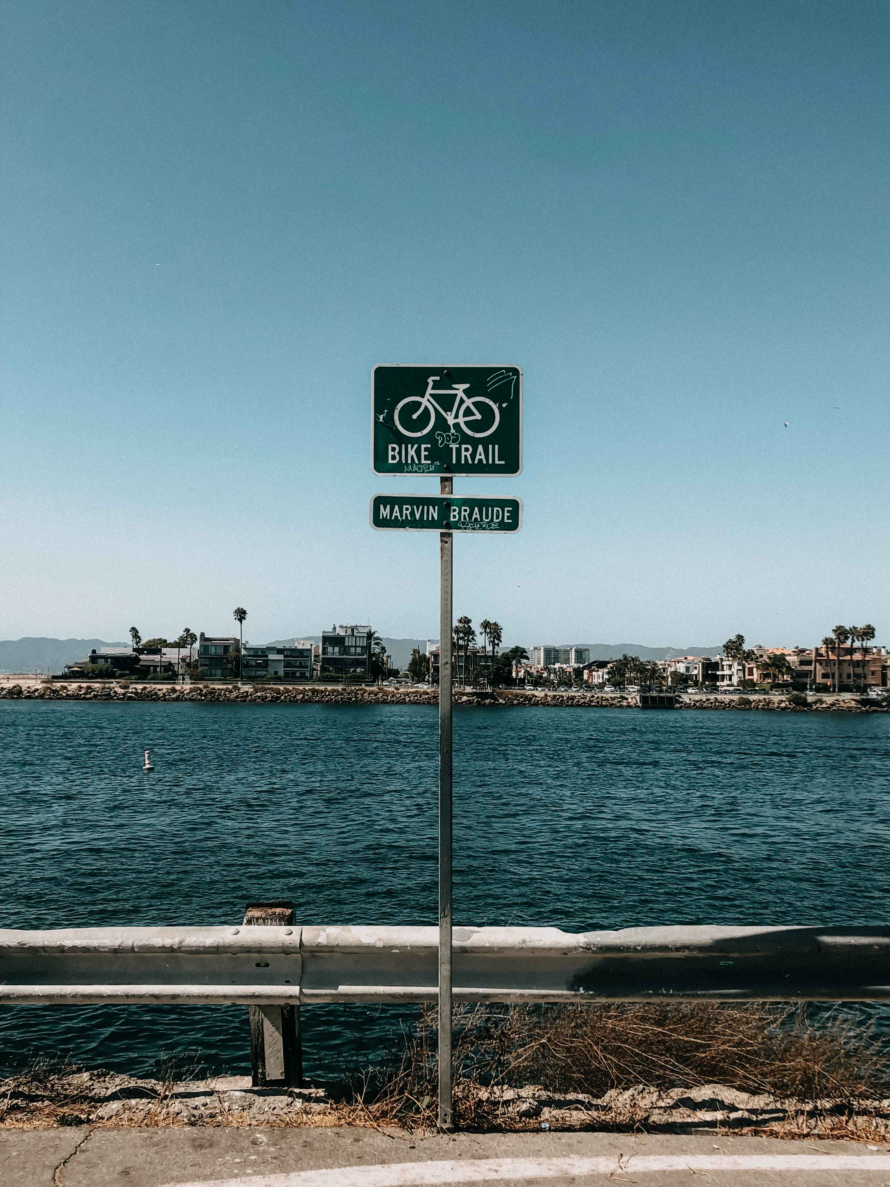 Top Insider Tipps Los Angeles Marvin Braude Bike Trail fahrradtour LA Strandweg Fahrrad fahren ausleihen 3q