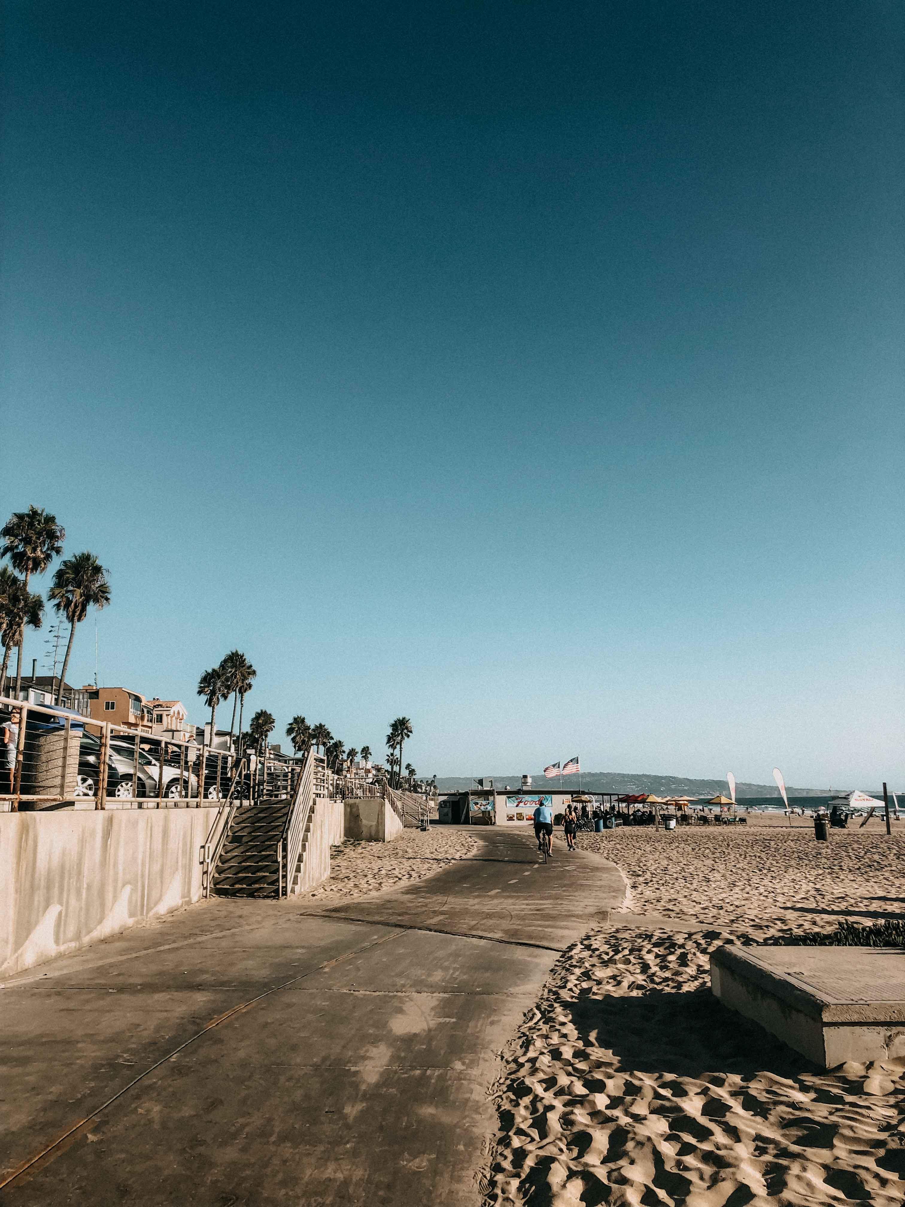 Top Insider Tipps Los Angeles Marvin Braude Bike Trail fahrradtour LA Strandweg Fahrrad fahren ausleihen 4