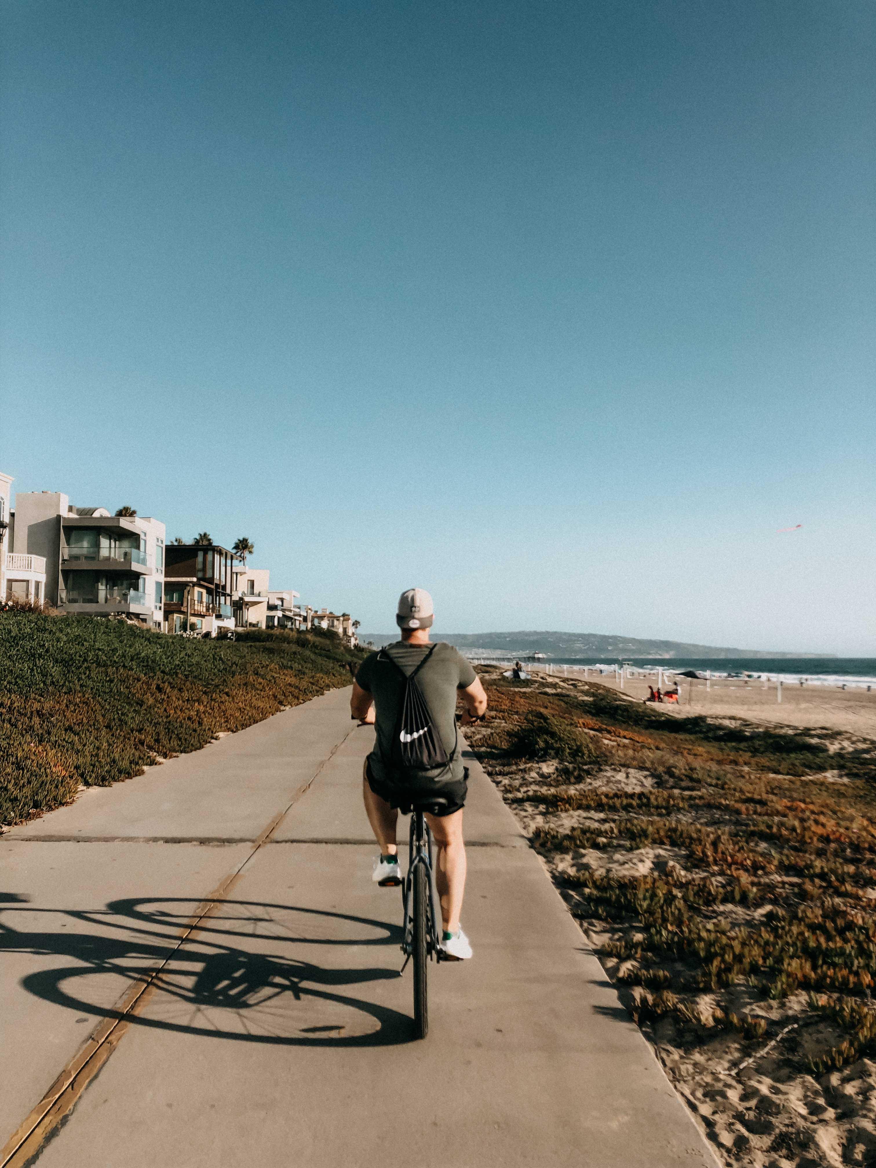 Top Insider Tipps Los Angeles Marvin Braude Bike Trail fahrradtour LA Strandweg Fahrrad fahren ausleihen 6