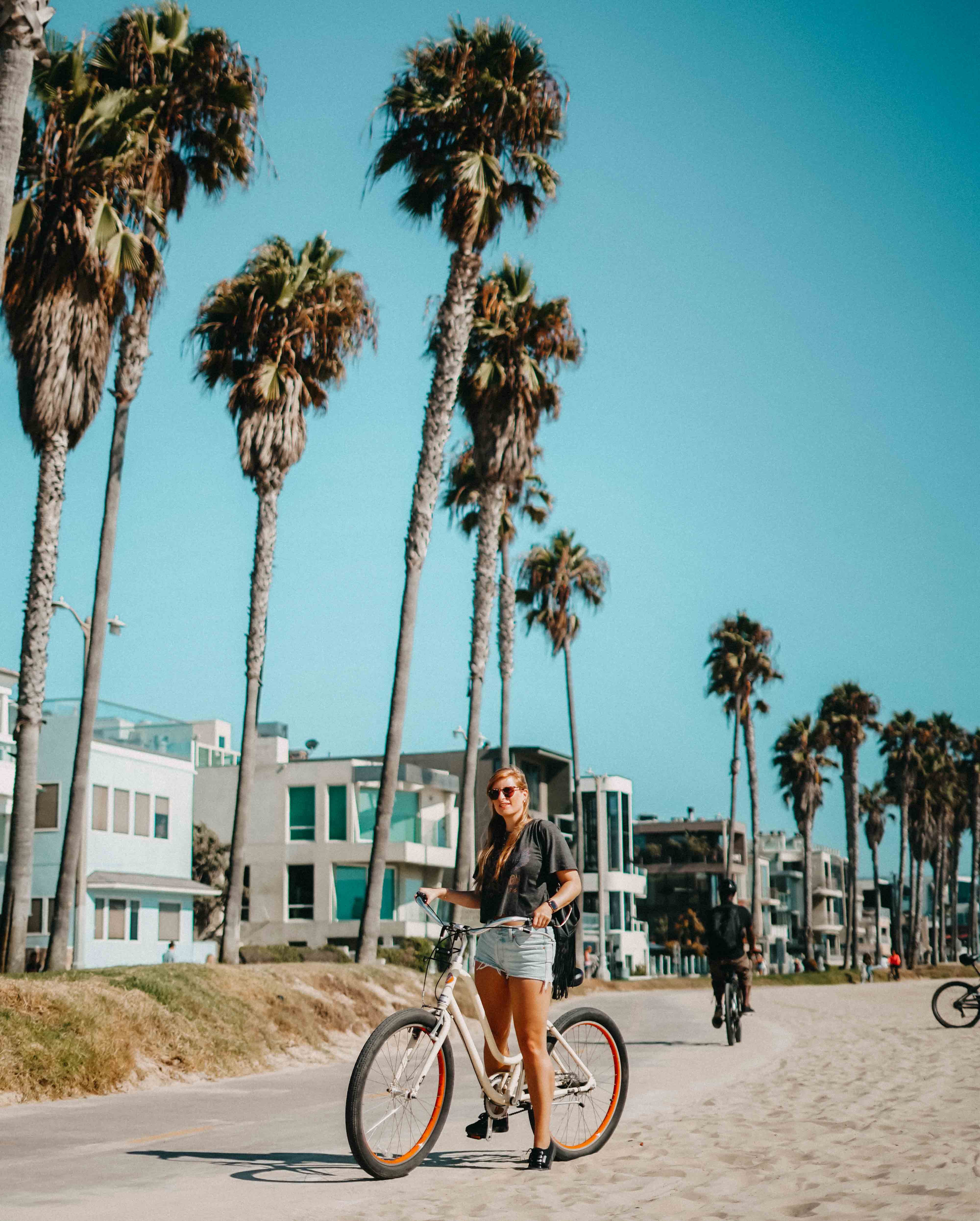 Top Insider Tipps Los Angeles Marvin Braude Bike Trail fahrradtour LA Strandweg Fahrrad fahren ausleihen