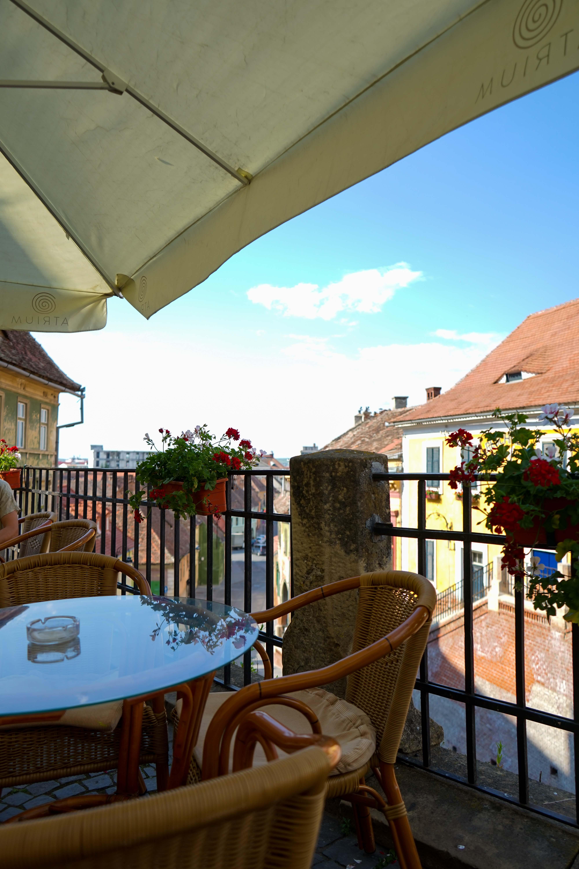 Restaurant Tipps Hermannstadt Sibiu Rumänien Insider Tipps Atrium Cafe Reiseblog 2