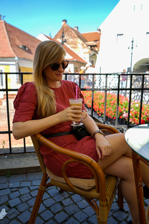 Restaurant Tipps Hermannstadt Sibiu Rumänien Insider Tipps Atrium Cafe Reiseblog