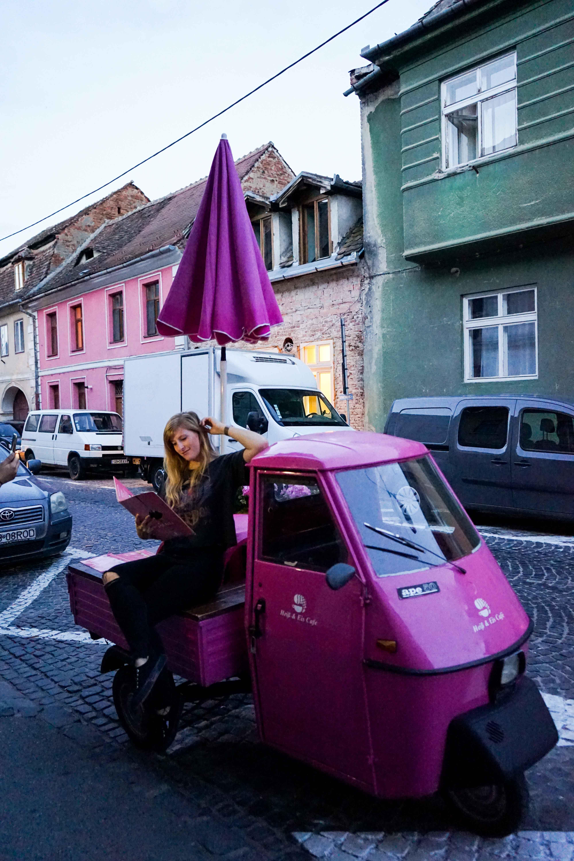 Restaurant Tipps Hermannstadt Sibiu Rumänien Insider Tipps Heiss-Eis Cafe Reiseblog