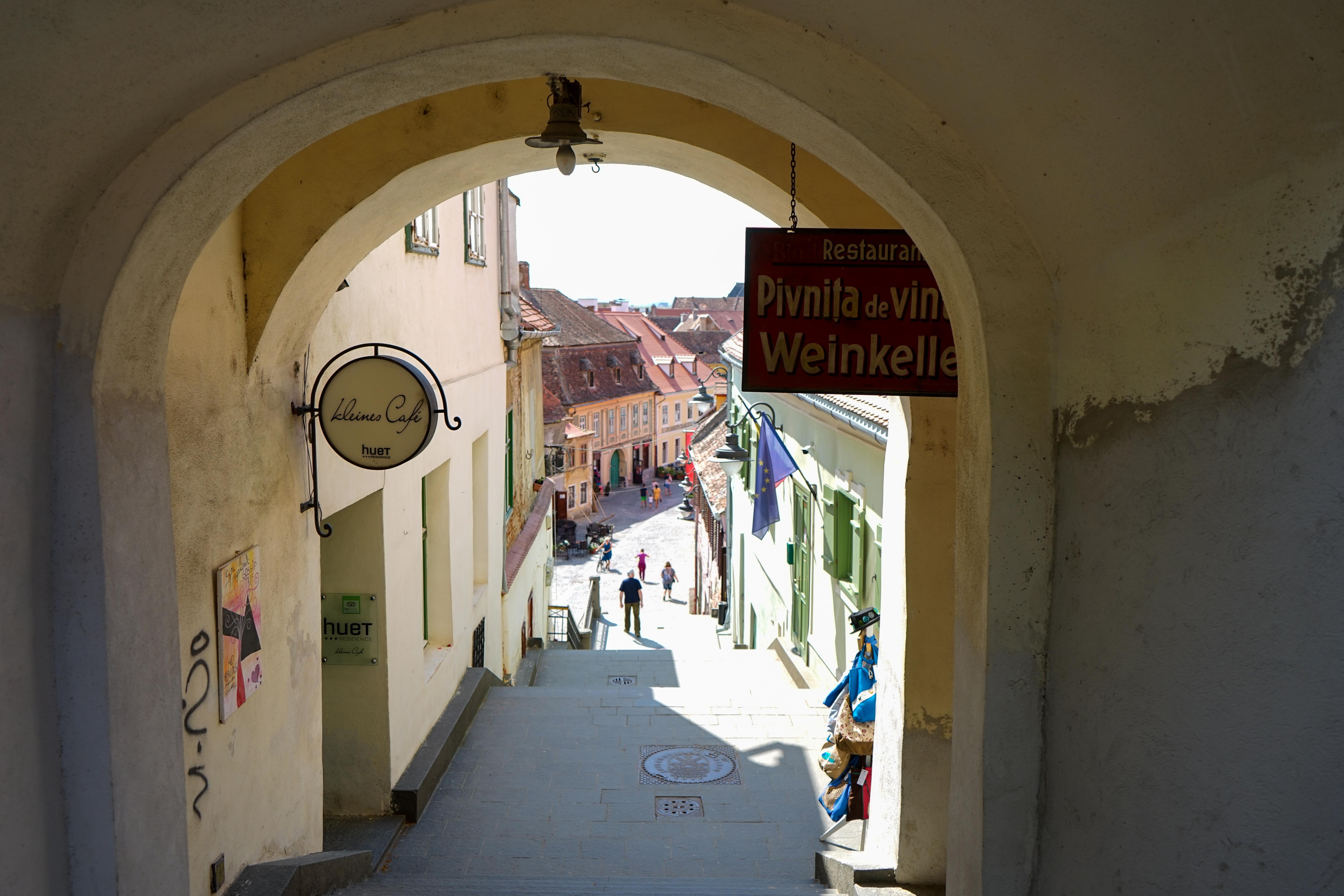 Restaurant Tipps Hermannstadt Sibiu Rumänien Insider Tipps Pivnita de vinuri Weinkeller Reiseblog 2q
