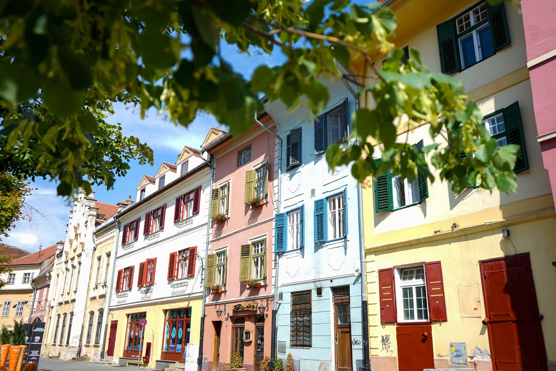 Top 10 Tipps Hermannstadt Sibiu Rumänien Reiseblog Innenstadt Sehenswürdigkeiten bunte Häuser Insider Tipps Brinisfashionbook