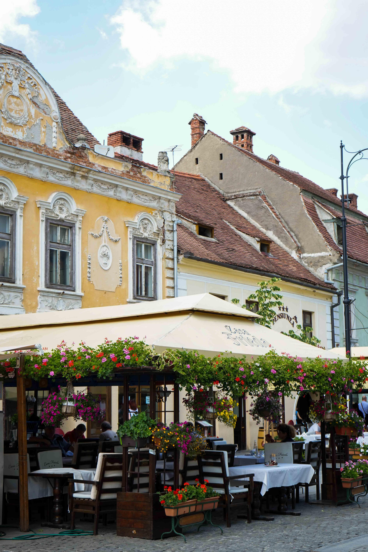 Top 10 Tipps Hermannstadt Sibiu Rumänien Reiseblog Innenstadt alte Häuser Restaurants Insider Tipps Travel Blog Brinisfashionbook