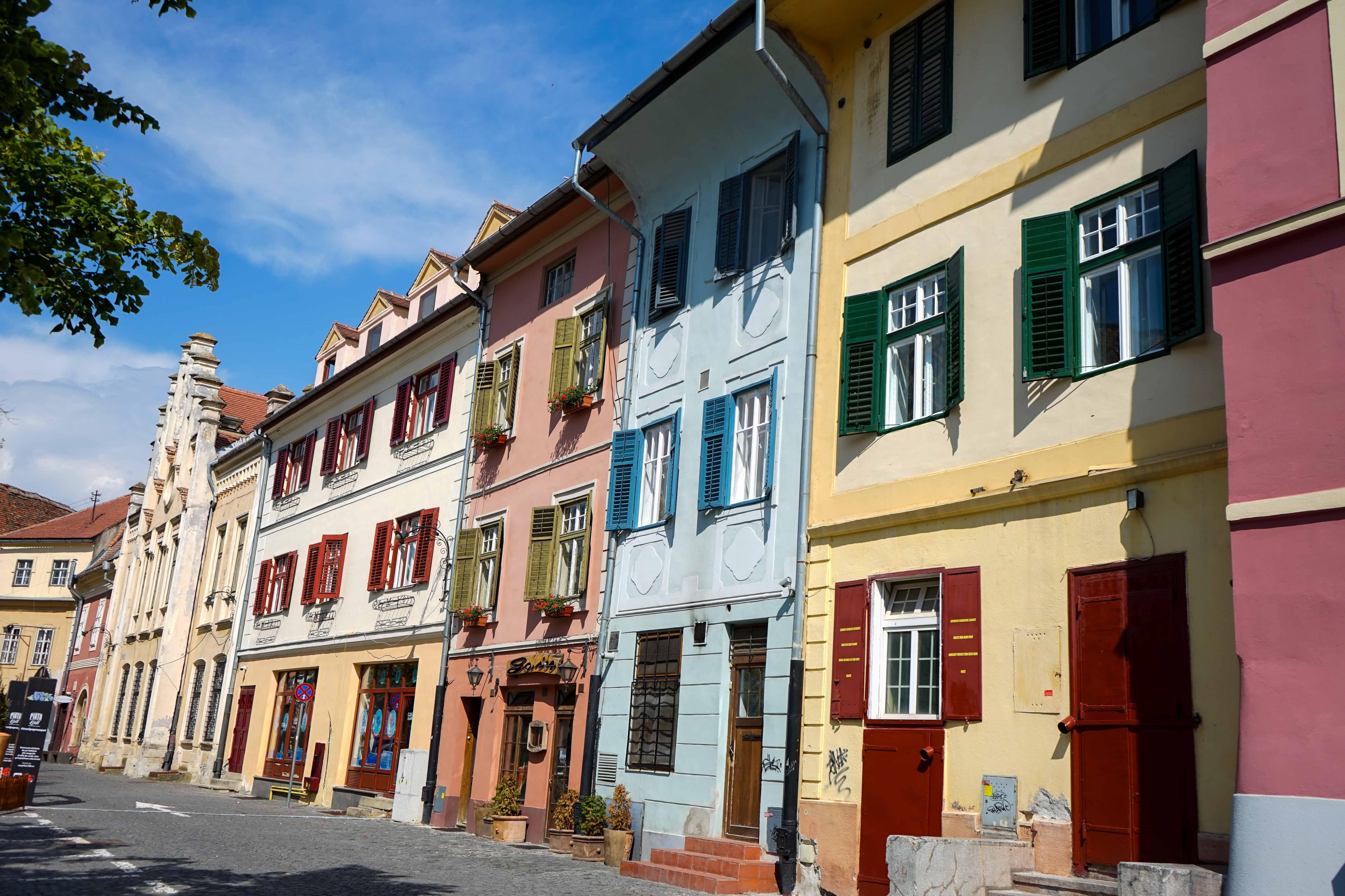 Top 10 Tipps Hermannstadt Sibiu Rumänien Reiseblog Innenstadt bunte Häuser Insider Tipps Travel Blog Brinisfashionbook