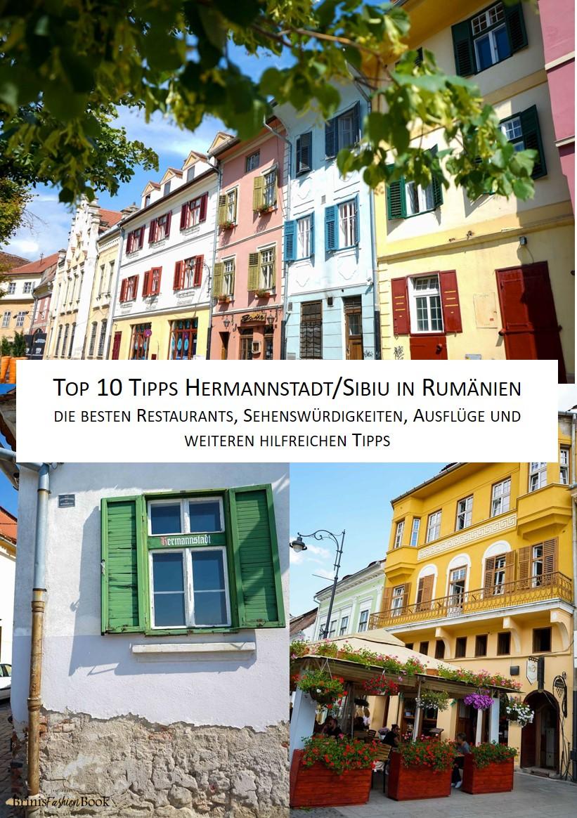 Top 10 Tipps Hermannstadt Sibiu Rumänien Reiseblog Restaurants Insider Tipps Travel Blog Brinisfashionbook 3
