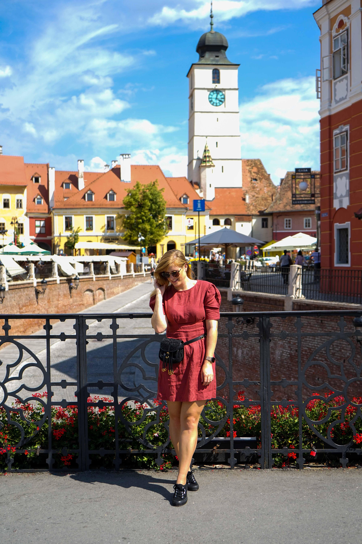 Top 10 Tipps Hermannstadt Sibiu Rumänien Reiseblog Sehenswürdigkeiten Lügenbrücke Insider Tipps Brinisfashionbook