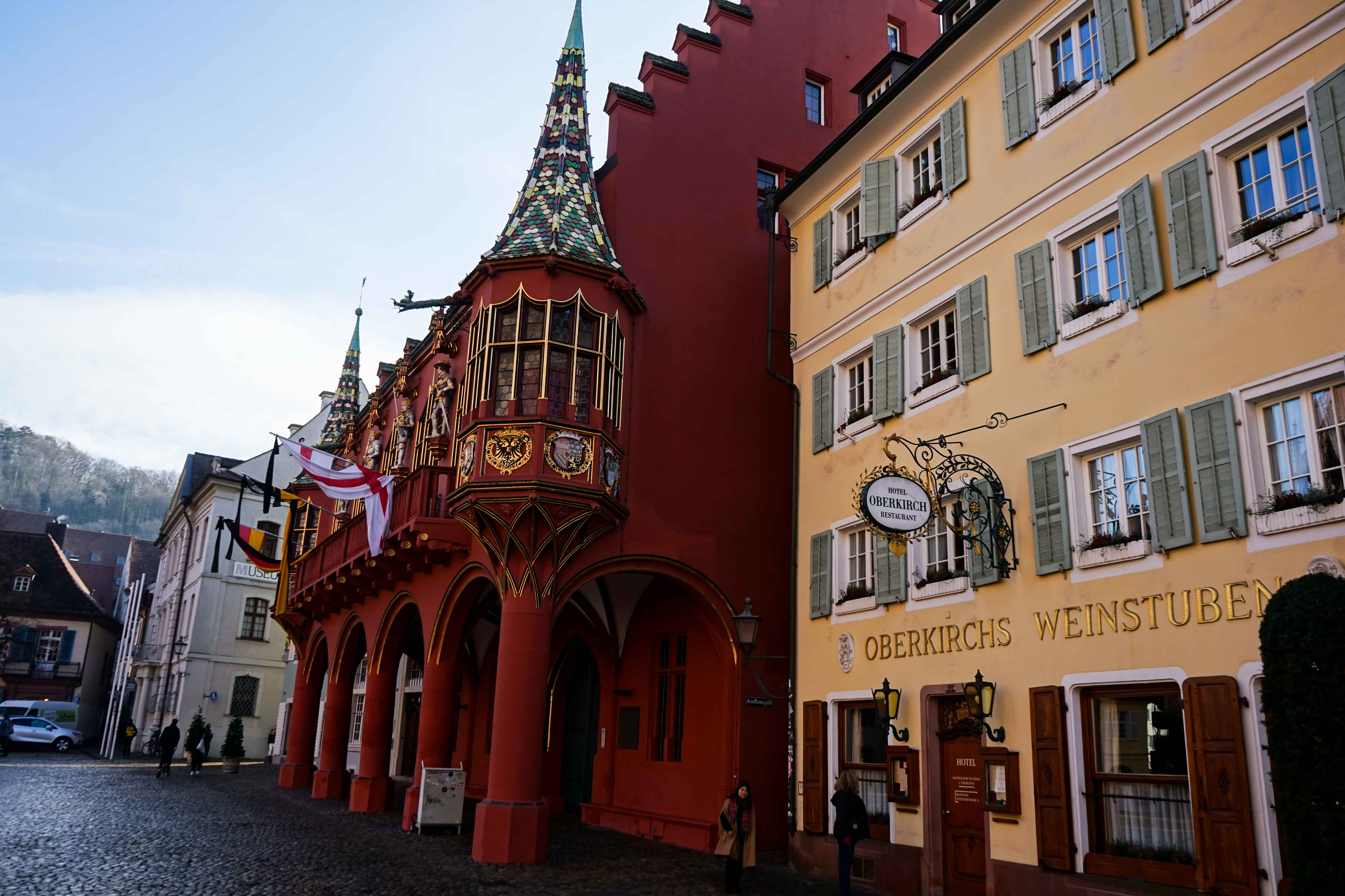 Freiburg Breisgau Reiseblog Sightseeing Markthalle