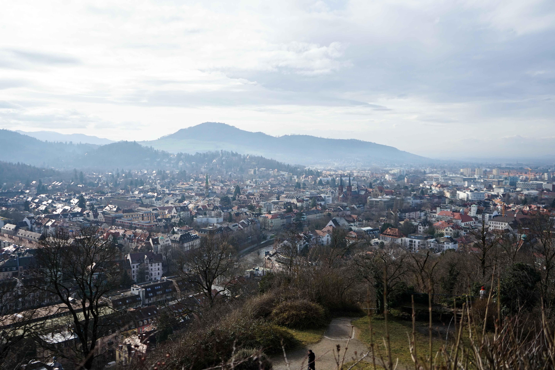 Freiburg Sehenswürdigkeiten Freiburg Schlossbergturm Spazieren Natur Wanderung Reiseblog Freiburg Tipps