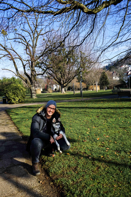 Freiburg Sehenswürdigkeiten Wochenendtrip Freiburg Stadtgarten Natur Wanderung Reiseblog Freiburg Tipps Pomsky