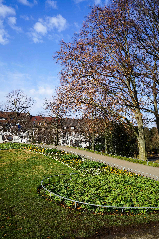 Freiburg Sehenswürdigkeiten Wochenendtrip Freiburg Stadtgarten Natur Wanderung Reiseblog Freiburg Tipps