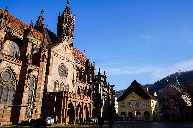 Freiburg Sehenswürdigkeiten Wochenendtrip Freiburger Münster Reiseblog Freiburg Tipps