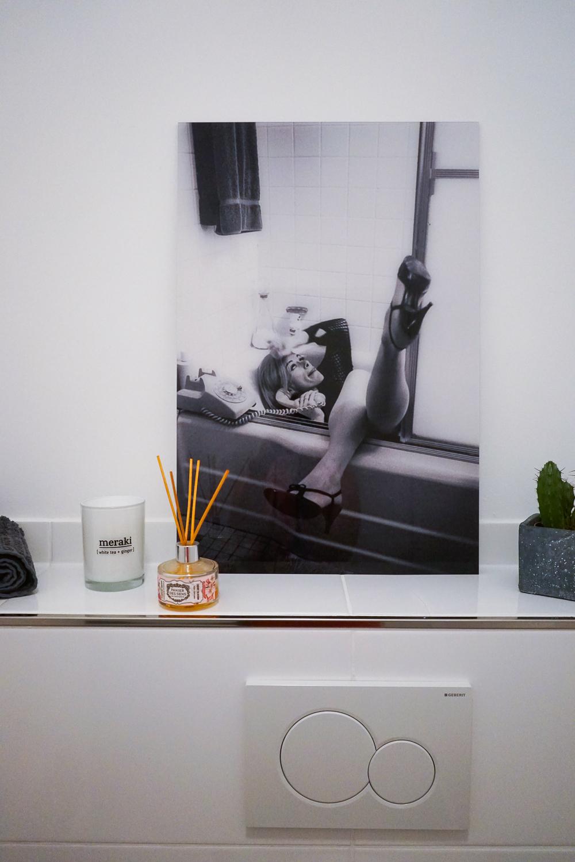 Badezimmer Ideen Badezimmer ohne Fenster einrichten Gäste WC dekorieren Joan Rivers Fotografie