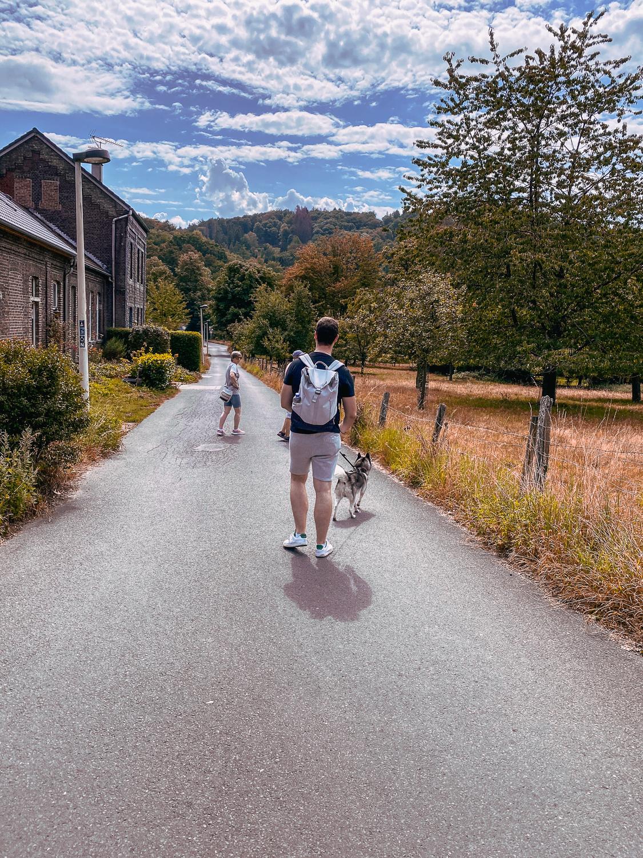Wandern im Bergischen Land NRW Rundwanderweg Rüden Wanderroute leicht Wupper Reiseblog