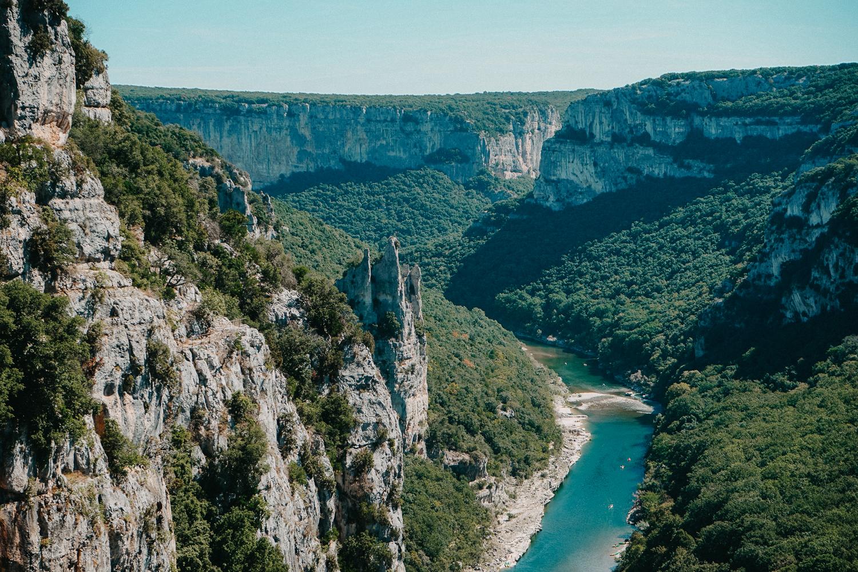 AROSA Flusskreuzfahrt Frankreich Ausflug Ardèche schönste Natur Frankreich Fluss Tipps Reiseblog 4