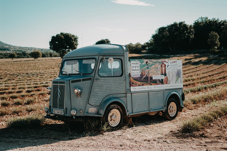 AROSA Flusskreuzfahrt Frankreich Ausflug Lavendelmuseum Lavendelfeld