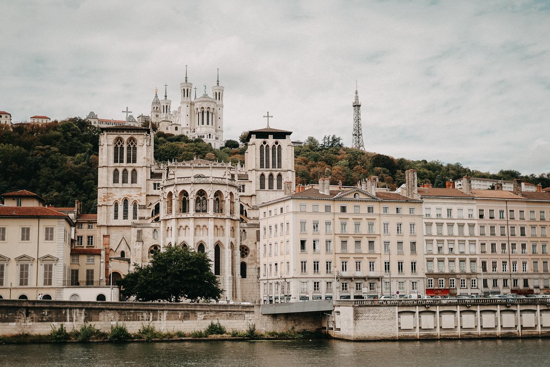 AROSA Flusskreuzfahrt Frankreich Ausflug Lyon Kapelle Kathedrale Sehenswürdigkeiten Lyon