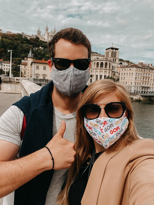 AROSA Flusskreuzfahrt Frankreich Corona Masken Hygienevorschrift Reiseblog