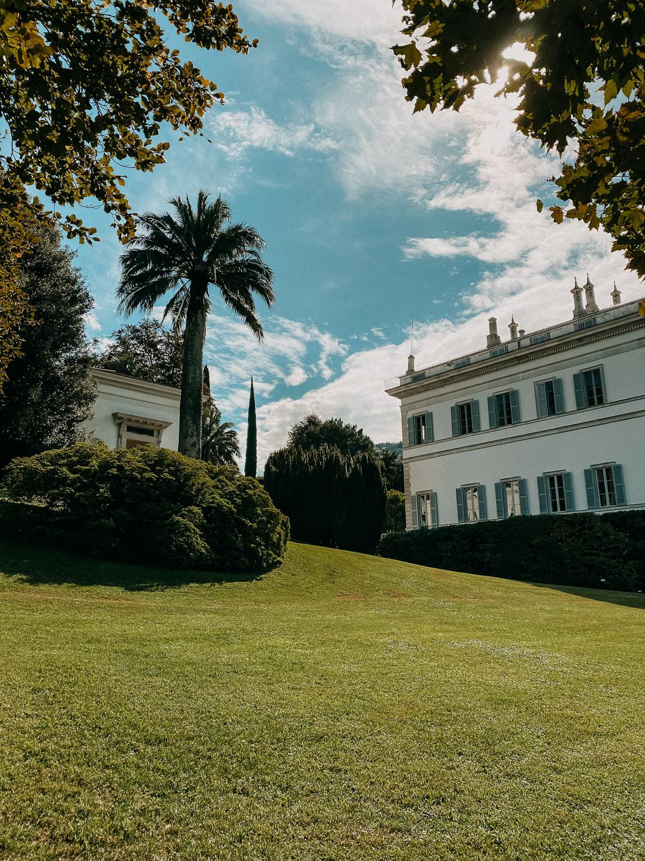 Comer See Bellagio Giardini di Villa Melzi Reisetipps Sightseeing Reiseblog Urlaub Comer See Urlaub mit Hund Reisen mit Hund 3