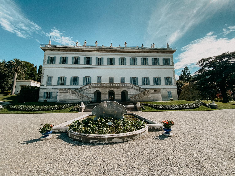 Comer See Bellagio Giardini di Villa Melzi Reisetipps Sightseeing Reiseblog Urlaub Comer See Urlaub mit Hund Reisen mit Hund 6
