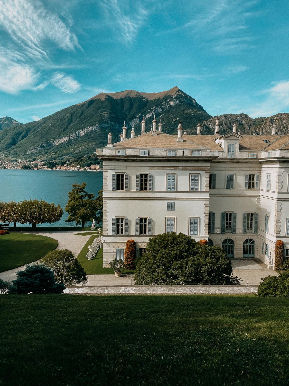 Comer See Bellagio Giardini di Villa Melzi Reisetipps Sightseeing Reiseblog Urlaub Comer See Urlaub mit Hund Reisen mit Hund 7