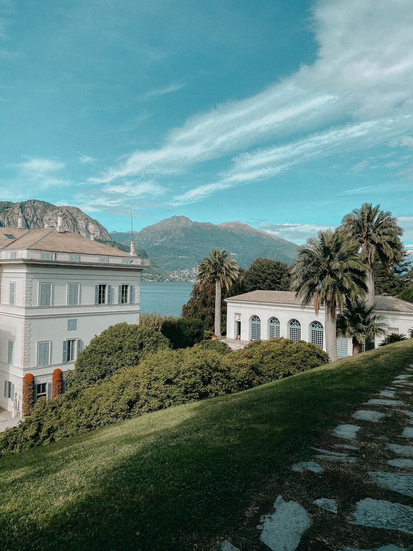 Comer See Bellagio Giardini di Villa Melzi Reisetipps Sightseeing Reiseblog Urlaub Comer See Urlaub mit Hund Reisen mit Hund 8
