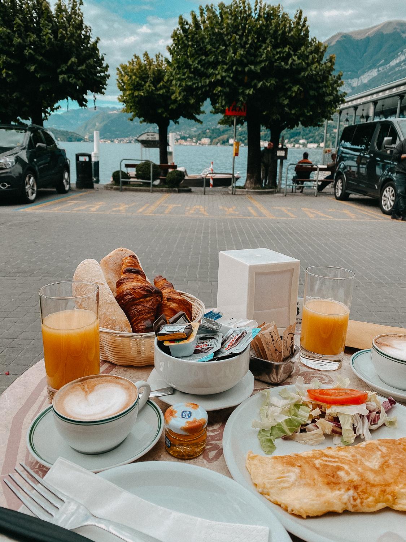 Comer See Bellagio Restaurant Tipp frühstück Reisetipps Sightseeing Reiseblog Urlaub Comer See Urlaub mit Hund Reisen mit Hund
