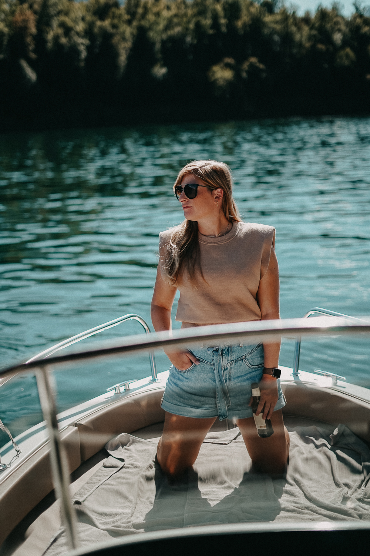 Comer See Reisetipps Sightseeing Motorboot mieten selbst fahren Reiseblog Urlaub Comer See