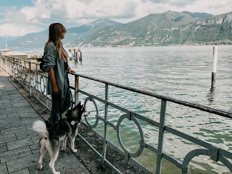 Comer See Reisetipps Sightseeing Reiseblog Urlaub Comer See Urlaub mit Hund Reisen mit Hund