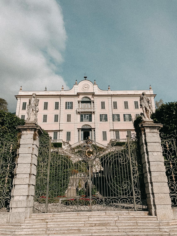 Comer See Villa Carlotta Tremezzo Reisetipps Sightseeing Reiseblog