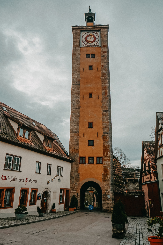 Reisen mit Hund 1 Woche Rundreise Route Rothenburg o.d. Tauber Hundeurlaub Urlaub Hund Deutschland Reiseblog 2