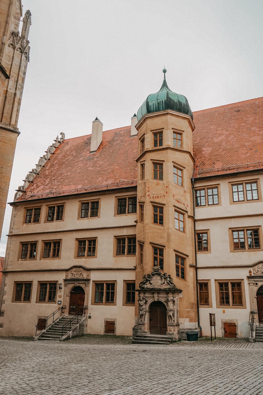 Reisen mit Hund 1 Woche Rundreise Route Rothenburg o.d. Tauber Hundeurlaub Urlaub Hund Deutschland Reiseblog