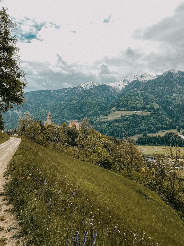 Urlaub Südtirol Tipps Wanderung beste Ausflüge Schloss Sprechenstein Reiseblog 2