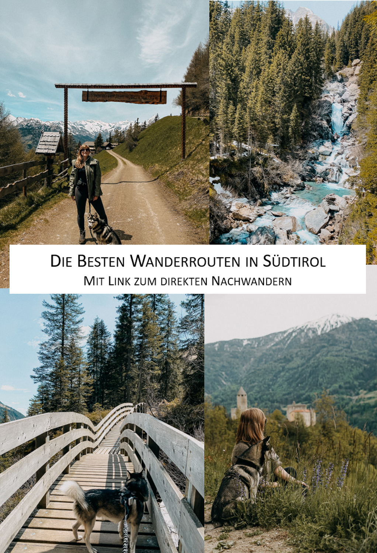 Urlaub Südtirol die besten Wanderrouten Wanderungen Wandertipps