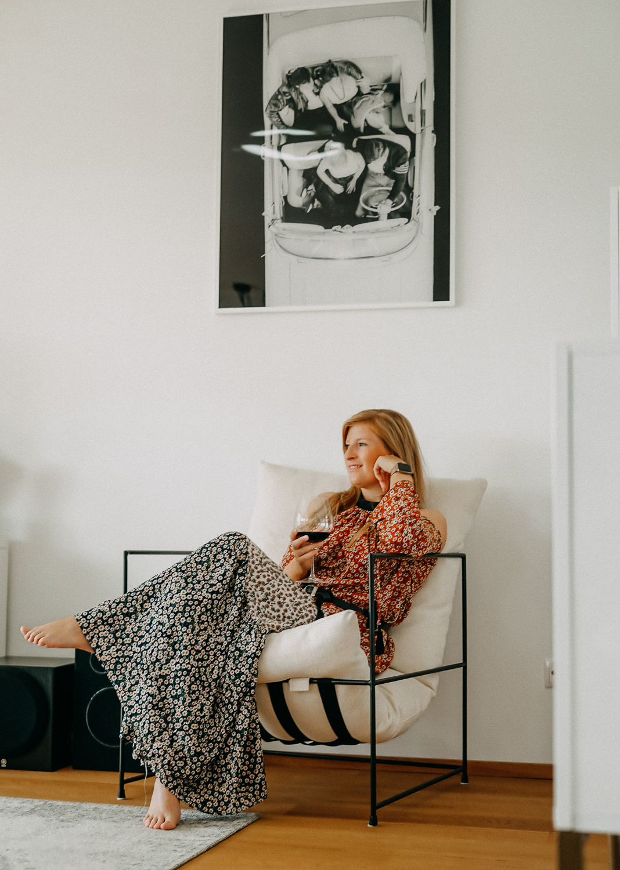 Posterlounge Schwarz Weiß Fotografie Acrylglas Bilder Wohnzimmer Interior Scandinavian Design Einrichtung Ideen 5